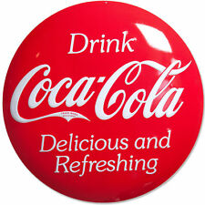 Collectible Coca-Cola Advertising Signs