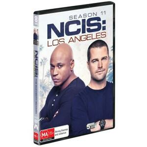 NCIS: Los Angeles LA - Season 11 : NEW DVD