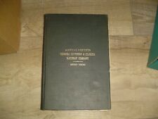 *Bound Book of First Five 1890'S Gs&F Railway Company Annual Reports*Rare*
