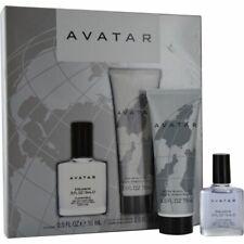 Avatar For Men By Coty 2 Pc. Gift Set, 15ml Eau De Cologne + 75ml Aftershave Bal