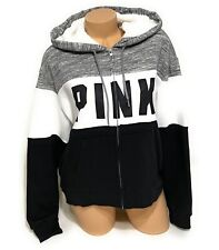 NWT*Victorias Secret Pink *University Of Tennessee*Perfect Full Zip Size Small