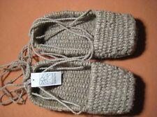 mittelalterliche Schuhe  gr.42 Leinenschuhe