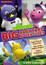 Backyardigans: Big Backyard Adventure [3 Discs] DVD Region 1