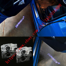 2x CREE LED Door Step Courtesy Shadow Laser Light For Volvo V40 V60 S60 S80 XC90