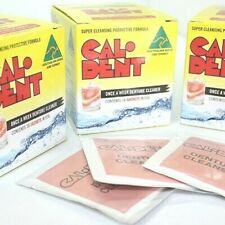 Denture Cleaner - CALDENT 4 Months Supply (16 Sachets)