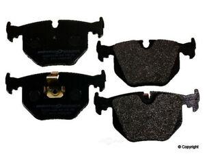 Disc Brake Pad Set-Mintex Rear WD Express 520 06830 325