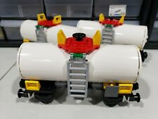 Lego 7939 Tanker Car New Parts! Train 9v