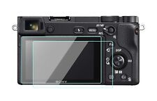 2X Glass Screen Protector Tempered Glass for Sony Alpha a6300 a6000 NEX-7 Camera