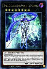Number 23: Lancelot Dark Knight of the Underworld YZ07-EN001 IN STOCK