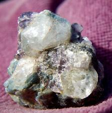 Phenacite Phenakite Aquamarine Fluorite Specimen Russia