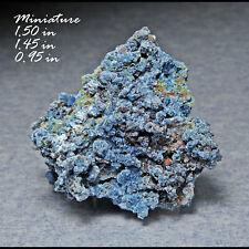 shattuckite Milpillas Sonora Mexico Minerals Crystals Gem-Thn