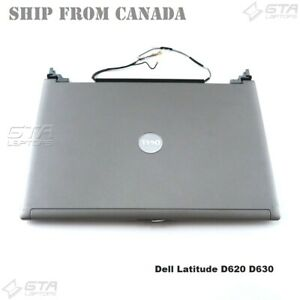 """Dell Latitude D620 D630 14"""" LCD Top Cover 0YT450  AMZGX000400"""