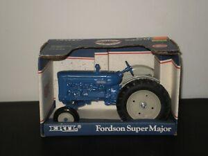 FORDSON SUPER MAJOR TRACTOR DIE-CAST 1/16 SCALE ERTL 1991