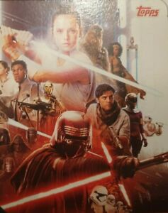 2019 Topps Star Wars The Rise of Skywalker Series 1 Green Parallel Cards
