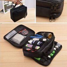 Professional Vape Carrying Case Double Sided Vape Mod DIY Tool Kit Bag Organizer