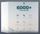 6000 Motion Graphics / Video Transitions Premiere Pro/After Effects drag-n-drop