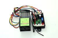 12V 532nm 50mw Green Laser Dot Module Fan Cooling TTL 0-30KHZ-Long time working