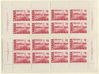 CANADA #465Bi MINT PLATE BLOCK MATCHED SET VF NH
