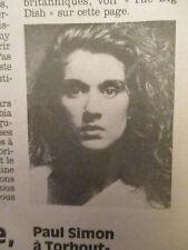 CELINE DION : AU TOP... AMERICAIN - RAYMOND DEVOS - 11/04/1991 -