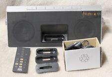 ALTEC LANSING INMOTION PORTABLE   IPOD DOCK +FM TUNER - IMT620