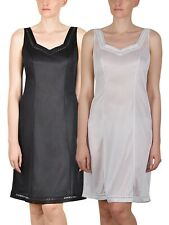 CYBELE 2er Sparpack Damen Unterkleid 14230 Gr. 38-56 in Basic Farben