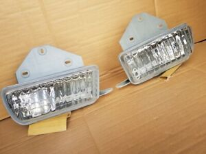 VW Early T4 Transporter Caravelle Multivan Campervan FRONT FOG Light Lamp units