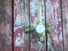 Harris Flowmeter Regulator 4000 P.S.I.G. Argon/C02