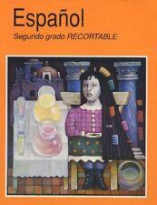 B004217J0C Espanol : Segundo Grado Recortable