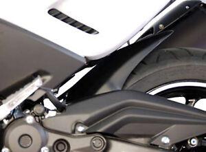 PARAFANGO POSTERIORE RACINGBIKE COMPATIBILE PER YAMAHA T-MAX 530 2012 NERO OPACO