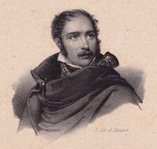 Prince Eugène de Beauharnais Napoléon Bonaparte Tascher de la Pagerie 1833