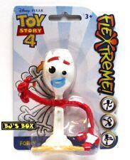 "Disney Pixar Toy Story 4 FORKY Flextreme Poseable 4"" Figure Mattel New"