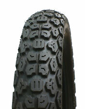 "MOTORCYCLE TUBE-TYPE TYRE 350-18"" TRAIL / TRIAL STYLE TYRE ROAD LEGAL E-MARKED"