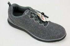 Propet Womens Walking Shoes Sneakers Size 11 W (D)  Gray WAA002M  Wool Like