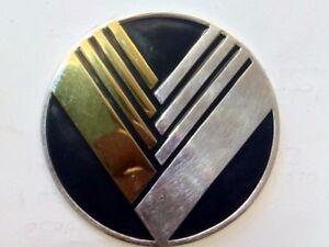 Badge, Eunos Roadster original style, Mazda MX5 v-design, 55mm, enamel, MX-5