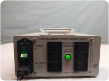 LABORIE LIT-1000-110  LINE ISOLATION TRANSFORMER ! (244549)