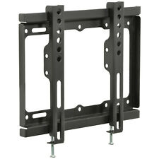 """Fixed TV Wall Bracket/Stand – 17"""" to 41"""" Screen – Slim LED/LCD Television Mounts"""