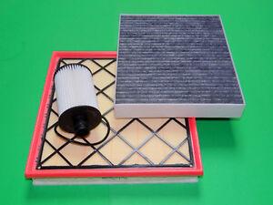 kl Inspektionspaket Filterset Filtersatz Chevrolet Orlando 2.0 Diesel 96 & 120kW
