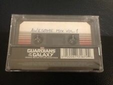 Guardians of the Galaxy Awesome Mix Record Store Day Black Friday 2014 cassette