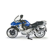 Siku 1047 BMW R1200 GS Motorcycle (Blister Pack) NEW! °