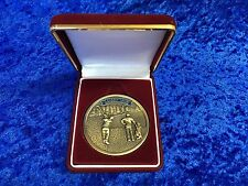 Golf Club Longest Drive Tournament Large Boxed Quality Medal FREE engraving