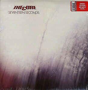 The Cure - Seventeen Seconds WHITE VINYL LP 990359