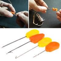 Carp Fishing Splicing Needle Baiting Hook Drill Rig Making Tool Accessories