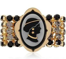 Boxed Great Gift Authentic £380 Miu Miu Swarovski Bracelet