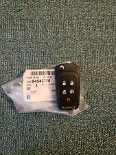 2014 2015 Chevrolet Spark EV Remote Flip Key New OEM