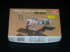 MAQUETTE- SOPWITH CAMEL WW I FIGHTER - MINICRAFT  - 1/72 - MODEL KIT -  COMPLETE