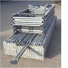 Fassadengerüst ca.138 m² Plettac SL70 Gerüst gebrauchte Gerüste Baugerüst