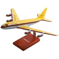 Boeing 367-80 Dash 80 Desk Display Factory Jet 1/100 Model Aircraft ES Airplane