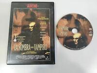 LA SOMBRA DEL VAMPIRO ELIAS MERHIGE DVD + EXTRAS ESPAÑOL ENGLISH TERROR HORROR