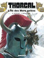 Thorgal, tome 2: L'ile des mers gelees (THORGAL (2)) by Van Hamme & Rosinski The