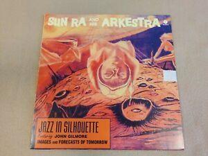 Sun Ra and his Arkestra - Jazz In Silhouette - Vinyl LP